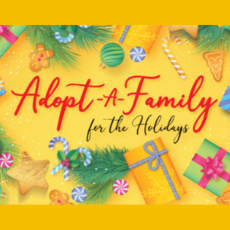 Adopt a Family for the Holidays