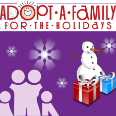 Adopt-A-Family at Miller Children's