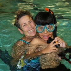 "Our patients ""Dive Away"" with Scuba Program"