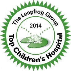 2014 Leapfrog Top Hospital Distinction