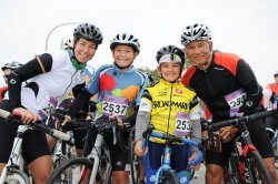 Tour of Long Beach: Cycle to Raise Funds for Pediatric Cancer Research at Miller Children's